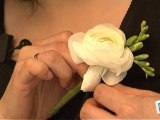 Tuto DIY: faire une boutonnière de fleur mariage