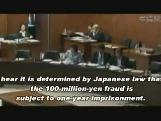 "Dr. Koide's Testimony: ""Nuclear Energy Is An Illusion"" [Part 1/2]/小出裕章・国会証言「原子力は幻想」編(May/23/2011)"