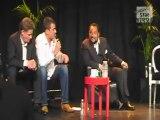 Dieudonné - Conférence de presse sur les évènements de Bruxelles