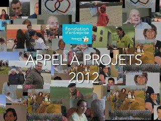 Appel à Projets 2012 de la Fondation Bouygues Telecom