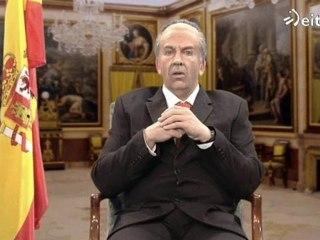Al rescate: El Rey anuncia el corralito