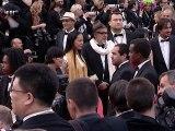 Montée des Marches au Festival de Cannes - Pavillon des Cinémas du Monde
