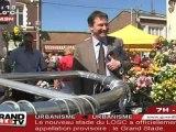 Législatives 2012 : Sébastien Huygue (UMP) en campagne