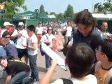 Roland Garros : Rafael Nadal le mal aimé