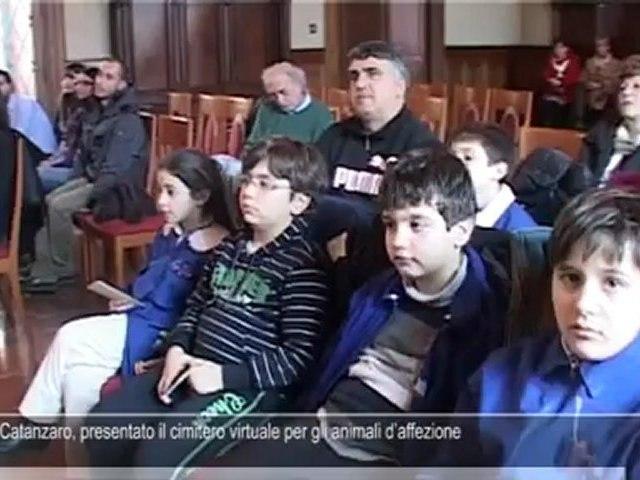 Catanzaro, presentato il cimitero virtuale per gli animali d'affezione