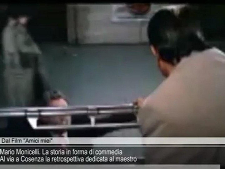Al via a Cosenza la retrospettiva dedicata al maestro Mario Monicelli