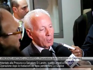 Attentato alla Procura e a Salvatore Di Landro, quattro arresti a Reggio