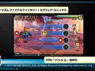 Contenu téléchargeable, trailer 8 de Theatrhythm Final Fantasy