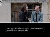 Ο Γιώργος Πυρπασόπουλος και η Monica McShane μιλούν στο Flix.gr