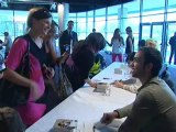 """Strasbourg : soirée dédicace en compagnie des comédiens de la série """"Plus belle la vie"""" sur France 3"""