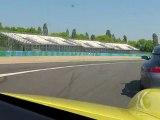 RUF CTR Yellow Bird nello racing team avec les proto,lotus,corvette,ferrari etc....