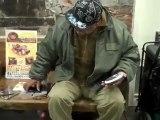 Geechee Dan - Chanteur de métro - NY City