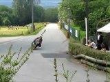 Course de côte de Chanaz 2012 - 2ème montée de course - Catégorie Open
