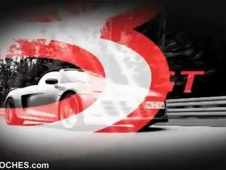 Audi R8 GT Spyder (Trailer) - SOBRECOCHES.com