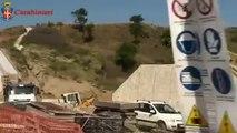 Reggio Calabria - Mafia e appalti, 12 gli arresti clan Nasone-Gaietti - A30 video 5 (30.05.12)