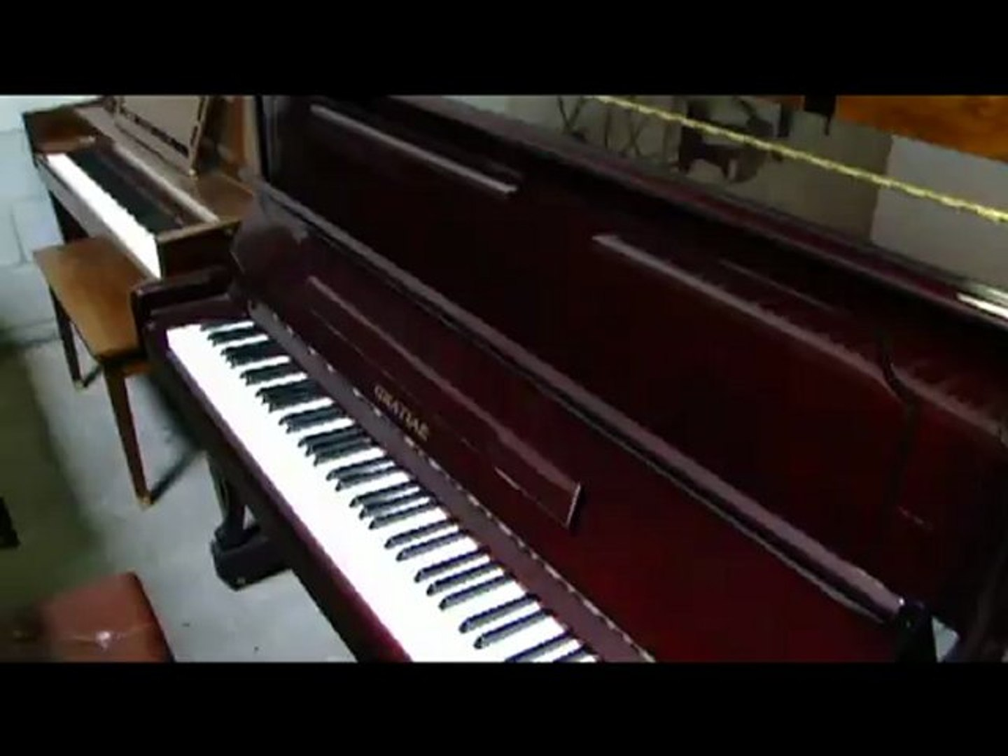 Used Piano Toronto Sale - Universal Piano Services Used Pianos Store