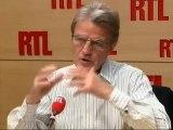 """Bernard Kouchner, ancien ministre des Affaires étrangères et européennes de Nicolas Sarkozy : """"Je n'ai jamais voté à droite !"""""""