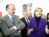 Discours de Valérie Pécresse lors de l'inauguration de la permanence de campagne de Jacques Alain BENISTI, candidat UMP pour les élections législatives sur la 4ème circonscription du Val de Marne