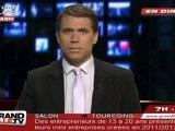Législatives 2012 : Thierry Lazaro (UMP) en campagne