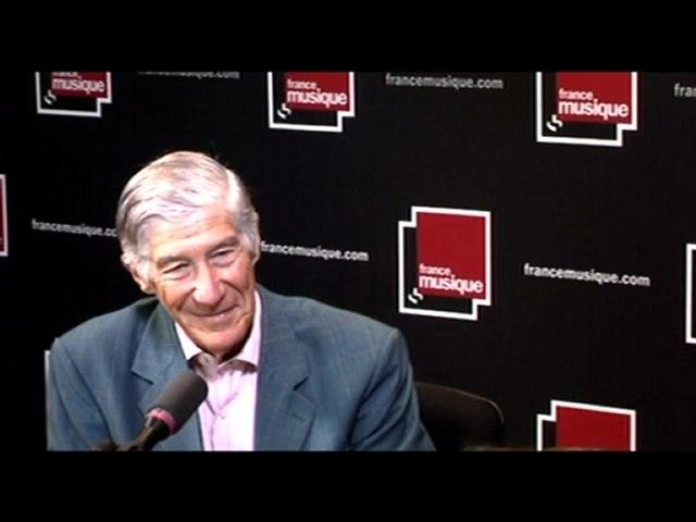Joël de Rosnay - Musique matin - 31-05-2012