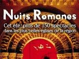 Cet été, plus de 150 Nuits romanes dans les plus belles églises de la Région Poitou-Charentes