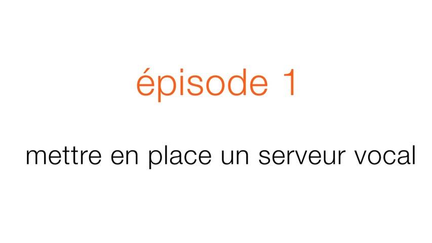 [FR] Relation client, besoin d'un coup de main ? Episode 1 : Guide vocal [vidéo]