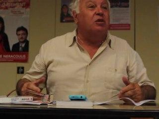 Gérard Filoche - La sortie de crise vue par la gauche [29/05/2012]