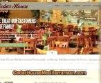 Cedar House Mediterranean Restaurant Valley Village, CA