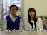 Kohei TANAKA et Junko IWAO vous invitent à leur show !