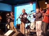Concert jazz école à Avranches (répétition)