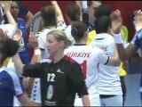 HandTV - Qualifs Euros 2012 - Réactions Turquie / France