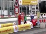 TIM à l'Européan Shell Eco Marathon 2012