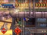 Sonic the Hedgehog 4 : Episode II - Zone Oil Desert Acte 1 : Dans la tempète de sable