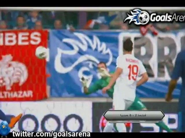 France 2-0 Serbia (Friendly)