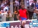 Usain Bolt 100 metrede koşmadı uçtu!