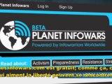 Lancement du réseau social d'Alex Jones (version courte): Planet InfoWars, contre la tyrannie du Nouvel Ordre Mondial/NWO (VOSTFr)