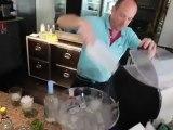 Mikl veut devenir barman - Mikl à la radio  Fun Radio Belgique