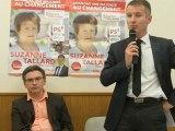 Rémi Letrou, suppléant de Suzanne Tallard - élections législatives 2ème de Charente-Maritime Rochefort Aunis