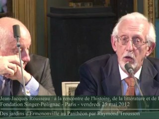Vidéo de Raymond Trousson