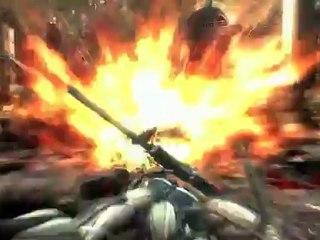 E3 2012 Trailer de Metal Gear Rising : Revengeance