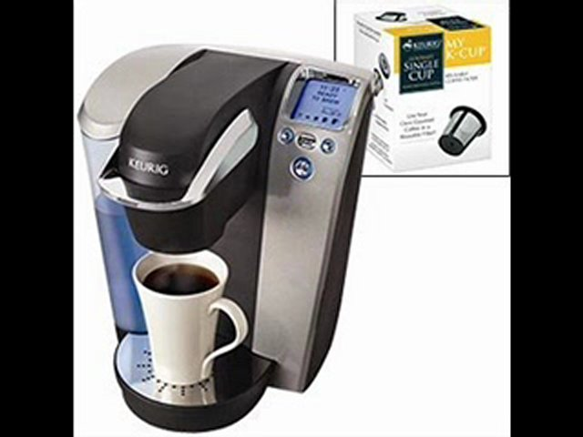 Discount Coffee Makers-  Keurig Platinum B70 Gourmet