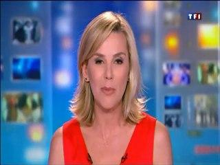 """Le dernier 20h de Laurence Ferrari sur TF1 : """"Allez Yallah!"""""""