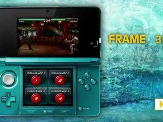 Les conseils du champion de Tekken 3D Prime Edition