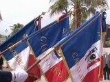 Cavalaire - Cérémonie du Souvenir de la Déportation 2012