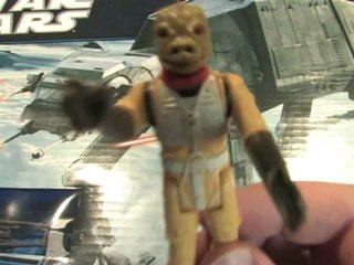 Classic Toy Room - BOSSK: STAR WARS action figure review