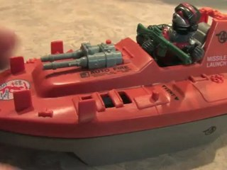 Classic Toy Room - G.I. JOE: COBRA STRATO VIPER action figure review