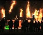 Prince Ringard - La Justice, clip de Kruger sur émeute et répression