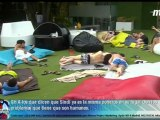 MARIA E HUGO !!!!HUGO TODO CARINHOSO COM  A MARIA(1/06)