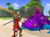 Tráiler de Dragon Quest 10 en HobbyNews.es