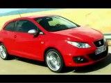 Seat Ibiza FR contra Abarth Grande Punto 1.4 16V